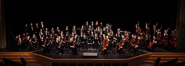 Lincoln Youth Symphony Orchestra